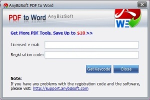 Gratis PDF to Word Converter Full Version