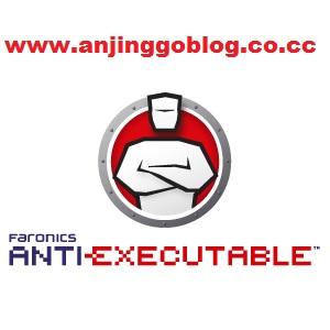 Blokir User Menginstal/Menjalankan Program Menggunakan ANTI-EXE